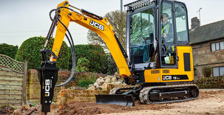 jcb compact excavators choose tough choose jcb